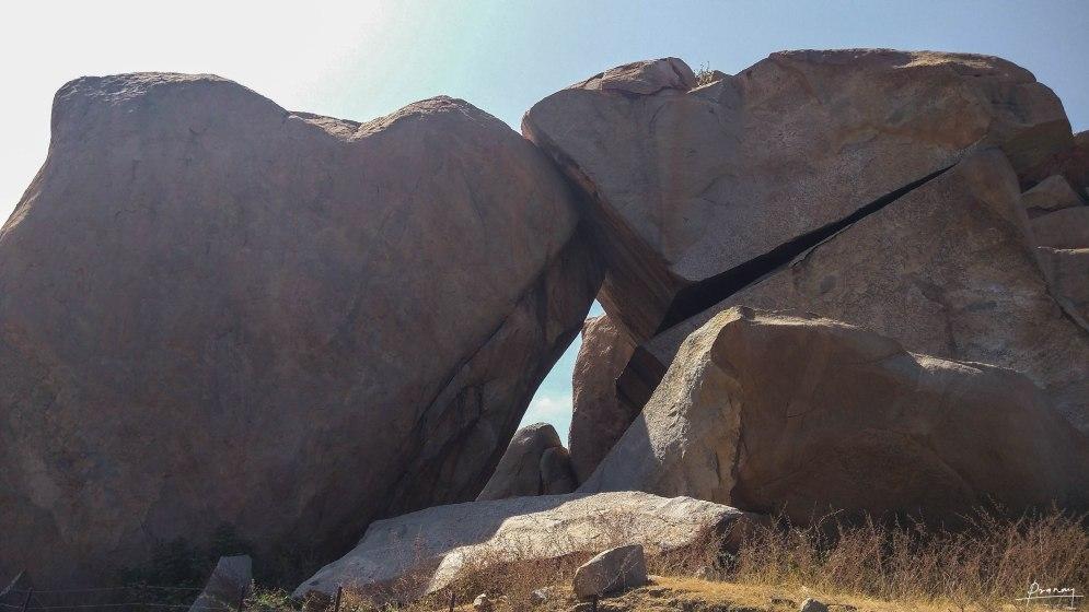 Sister Boulders