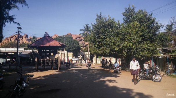 Annegundi Village
