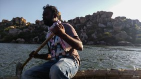 Moses with his Korakal