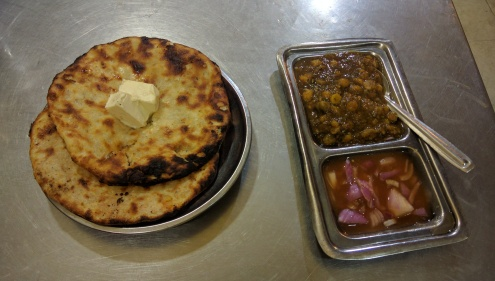 Special Amritsari Kulcha Parantha